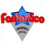 Logo da emissora Radio Fantástico 1700 AM 91.9 FM