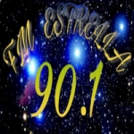 Logo da emissora Radio Estrella 90.1 FM