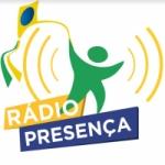 Logo da emissora Rádio Presença