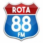 Logo da emissora Rádio Rota 88 FM