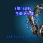 Logo da emissora Rádio Raízes