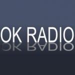 Logo da emissora OK Radio 100.1 FM
