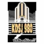 Logo da emissora Radio KDSJ 980 AM