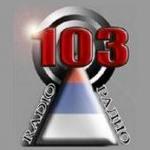 Logo da emissora Radio 103 FM