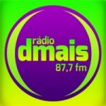 Logo da emissora Dmais FM