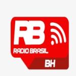 Logo da emissora Rádio Brasil BH