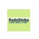 Logo da emissora Stotka 100 FM