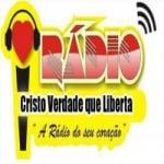 Logo da emissora Rádio Cristo Verdade que Liberta
