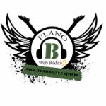 Logo da emissora Rádio Plano B