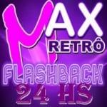 Logo da emissora Max Retrô