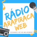 Logo da emissora Rádio Arapiraca Web