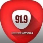 Logo da emissora Radio de Noticias 91.9 FM