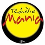 Logo da emissora Rádio Mania 90.3 FM