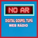 Logo da emissora Radio Digital Gospel Tupa