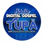 Logo da emissora Rádio Digital Gospel Tupa