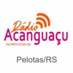 Logo da emissora Rádio Acanguaçu