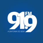 Logo da emissora Rádio Rural 91.9 FM