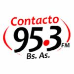 Logo da emissora Radio Contacto 95.3 FM