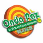 Logo da emissora Radio Onda Paz 93.3 FM