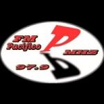 Logo da emissora Radio Pacifico 97.9 FM
