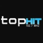 Logo da emissora Radio FM Top Hit 102.7