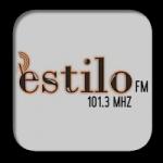 Logo da emissora Radio Estilo 101.3 FM