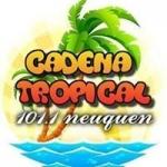 Logo da emissora Radio Cadena Tropical 101.1 FM