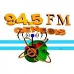 Logo da emissora Radio Génesis 94.5 FM