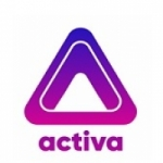 Logo da emissora Radio Activa 91.1 FM