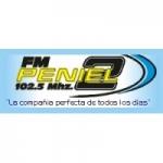 Logo da emissora Radio Peniel 2 102.5 FM
