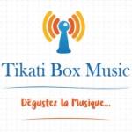 Logo da emissora Radio Tikati Box Music