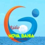 Logo da emissora Nova Bahia FM