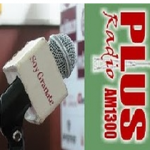 Logo da emissora Radio Plus 1300 AM
