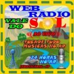 Logo da emissora Web Ráido Vale do Sol