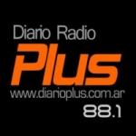Logo da emissora Radio Diario Plus 88.1
