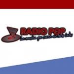 Logo da emissora Radio Pop 105.5 FM