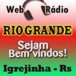 Logo da emissora Rádio Rio Grande