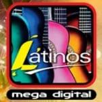 Logo da emissora Radio Mega Digital Latinos