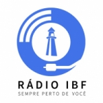 Logo da emissora Rádio IBF