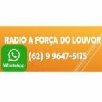 Logo da emissora Rádio A Força do Louvor