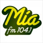 Logo da emissora Radio Mia 104.1 FM
