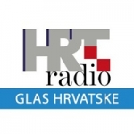 Logo da emissora HRT Glas Hrvatske