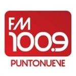 Logo da emissora Radio Punto Nueve 100.9 FM