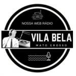 Logo da emissora Rádio Vila Bela