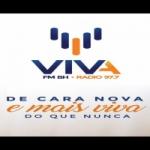 Logo da emissora Rádio Viva BH
