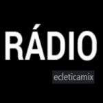 Logo da emissora Rádio Eclética Mix