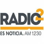 Logo da emissora Radio 2 1230 AM
