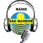 Logo da emissora Rádio São Mamede