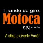 Logo da emissora Rádio Motoca SPJ