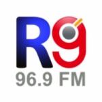 Logo da emissora Radio 9 96.9 FM